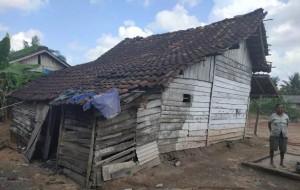 TMMD Bedah Rumah Warga Miskin Di Tulangbawang