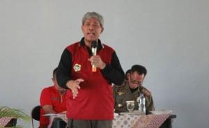 Pemkab Lamteng Perkuat Sinergi Dengan Aparatur Kampung