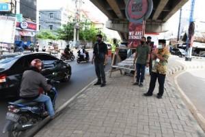 Zona Merah Covid-19, Walikota Tegur Warga Yang Tak Pakai Masker