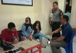 Tiga Pasangan Remaja Diamankan Polisi Di Metro