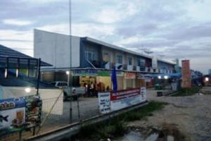 Oknum ASN Dan Anggota DPRD Nunggak Pembayaran Ruko Pasar Simpangpematang