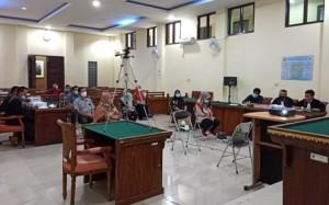 Sidang Korupsi Kadiskes Lampura, Jaksa Hadirkan Saksi 13 Kepala Puskesmas