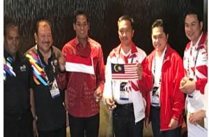 Temui Menpora RI, Menpora Malaysia Resmi Minta Maaf