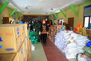 Bantuan Korban Bencana Terus Berdatangan