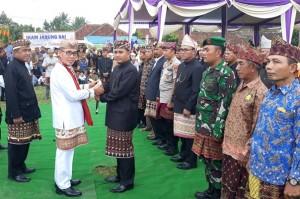 Plt Bupati Lamtim Buka Festival Budaya Makhgo Sekappung Libo
