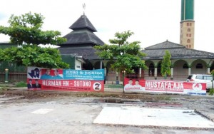 APK Hilang, LO Arinal-Nunik Berang
