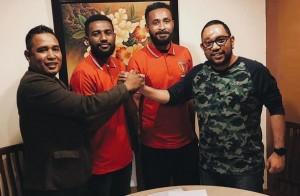 Badak Lampung Rekrut Dua Pemain Baru