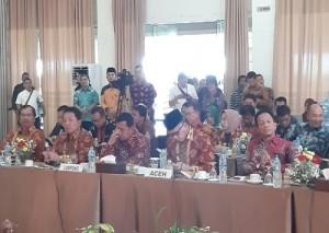 Gubernur Se-Sumatera Setuju Usulkan Lampung Sebagai Alternatif Ibukota