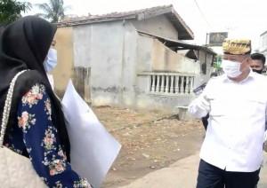 Lagi Kampanye, Warga Sidodadi Minta Yusuf Kohar Mampir Ke Rumahnya