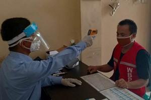 Rapid Tes Covid-19, Belasan Tahanan PN Kotaagung Nonreaktif