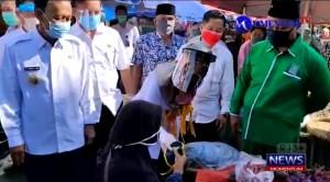 MOMENTUM TV: Pemprov Lampung Pantau Pasar Di Metro