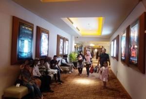 Liburan Tahun Baru, Penonton Di Bioskop 21 Central Plaza Meningkat 60 Persen
