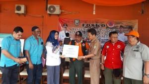 PTPN VII Perwakilan Bengkulu Beri Bantuan Korban Banjir