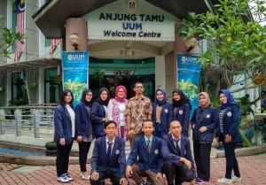 Academic Visit 2019, Mahasiswa IIB Darmajaya Belajar Di Malaysia
