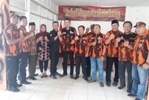 Bawaslu Silaturahmi Dengan MPC Pemuda Pancasila Lamtim