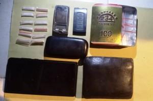 Polresta Bekuk Pengedar Narkoba Di Rajabasa
