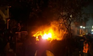 Kebakaran Di Metro, Tiga Tewas