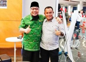 Jelang Pilkada Lamsel, Tony Dan Nanang Tetap Harmonis