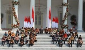 Mendukung Kinerja Menteri Kabinet Jokowi-Ma'ruf