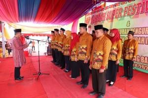 Festival Qasidah Di Sekincau Diikuti 47 Grup