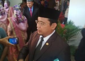 Usai Pimpin Paripurna, Ketua DPRD Berpamitan