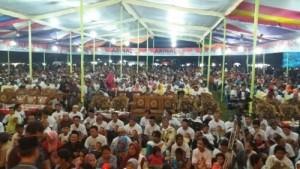 Bukan Sekedar Nonton Wayang, Warga Mesuji Ingin Lebih Dekat Mengenal Arinal