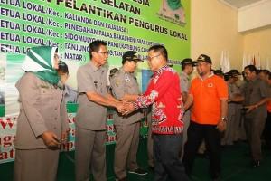 Sri Maryati Kembali Pimpin RAPI Lampung Selatan
