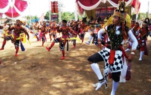 Festival Kuda Lumping Di Ambarawa Diikuti 30 Grup