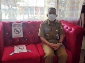 Pulang Dari Jakarta, Satu Warga Tulangbawang Positif Covid-19