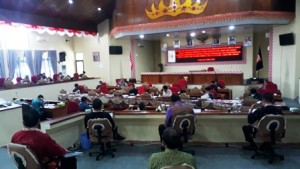 DPRD Lambar Kritik Dinas Sosial Soal Beras Bansos