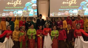 Pentas Di Qatar, Seni Budaya Dan Angklung Tampil Memukau