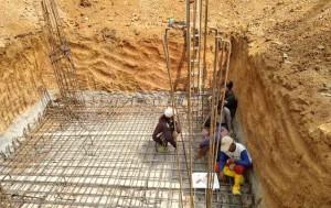 Sat Pol PP Metro Hentikan Pembangunan Tower Telekomunikasi