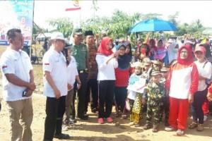 Festival Desa Donomulyo, Ratusan Pelajar Pawai Budaya