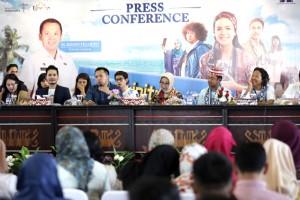 Ridho Yakin Film TNT Bisa Angkat Pariwisata Lampung