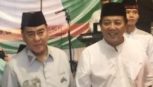 Sjachroedin: Lampung Makin Maju Dipimpin Arinal-Nunik