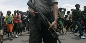 Brutal, KKB Papua Kembali Melukai Anggota Polisi