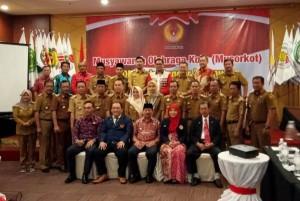 PON 2020 Di Papua, Lampung Kirim 153 Atlet