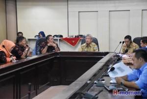 DPRD  Bantang Kunker Ke Metro