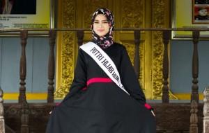 Pemilihan Putri Hijab 2018, Silvia Minta Dukungan Masyarakat Lambar