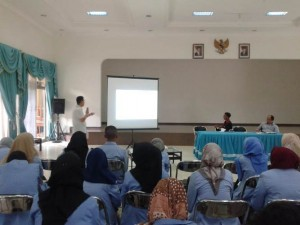 PTPN VII Terima Kunjungan Mahasiswa UIN Raden Fatah Palembang