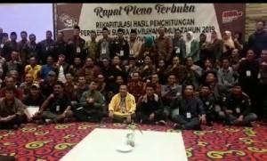 Pemilu Di Lampung Berjalan Aman Dan Damai