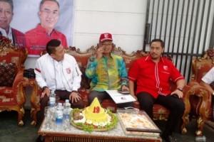 Rayakan HUT Ke-19, PKPI Lampung Kenalkan Herman-Sutono