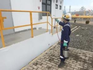 PGN Tekan Penyebaran Covid Di Lingkungan Kerja