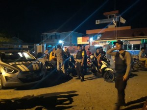 TNI-Polri Cek Perairan Pantai Di Tanggamus