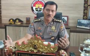 Empat Bulan Jabat Wakapolda Lampung, Rudi Setiawan Dimutasi