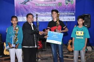 Lomba Di Darmajaya, SMP Muhammadiyah Ahmad Dahlan Borong Piala