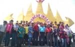 Peresmian Menara Siger Hingga Mancing Bereng Warnai Silaturahmi Lampung Sai