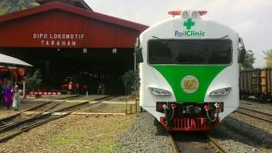KAI Tanjungkarang Tutup 29 Perlintasan Rel Kereta Api