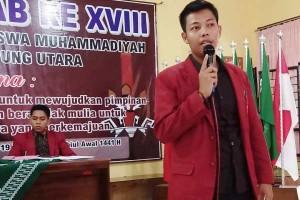 Dedi Ariyanto Terpilih Jadi Ketua IMM Lampung Utara