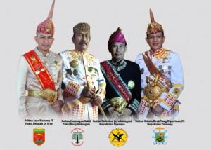 Paksi Pak Sekala Brak Simbol Eksistensi Budaya Lampung